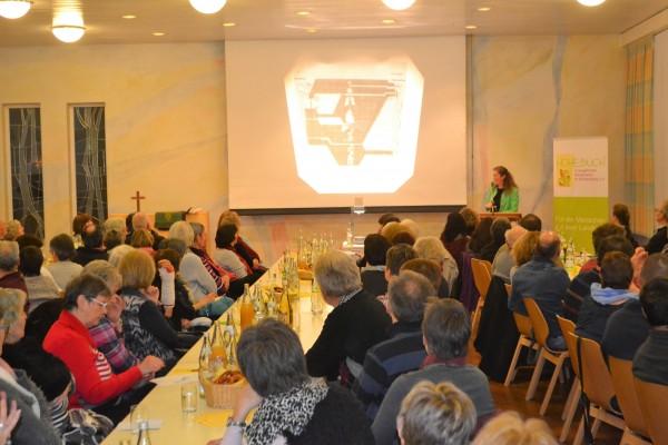 Vortragsabend mit Beate Weingardt