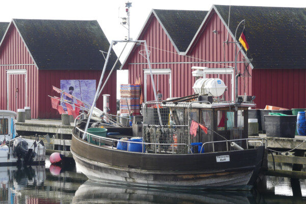 Studienreise Fischer an der Ostsee